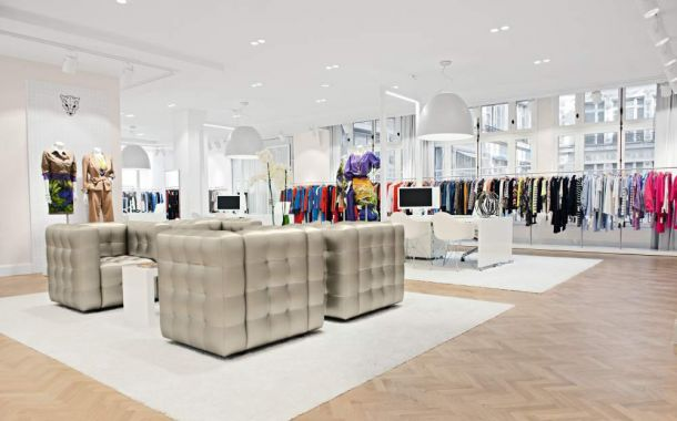 Marc Cain: Showroom in Paris