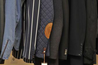 …bis zu hochwertigster Sports- und Casualwear
