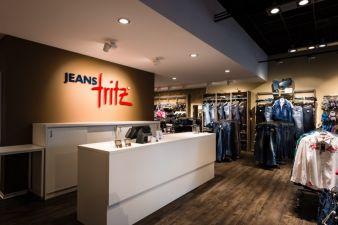 Jeans Fritz Filiale Photo: Jeans Fritz