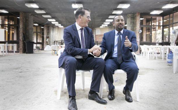 Deutschland schließt Reformpartnerschaft mit Äthiopien