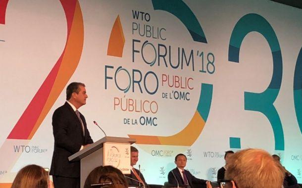 Premiere in Genf beim WTO Public-Forum