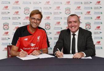 Jürgen Klopp geht als neuer Trainer zum FV Liverpool (Photo: Jack Wolfskin)