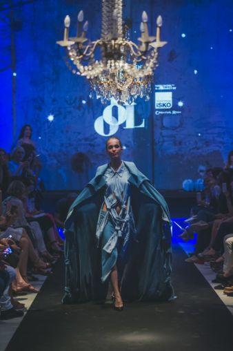 Denim und Jeanswear der nächsten Generation offenbarte die Fashion Show zur Preisverleihung der ISKO Denim Awards 2015 in Mailand Photos: Isko