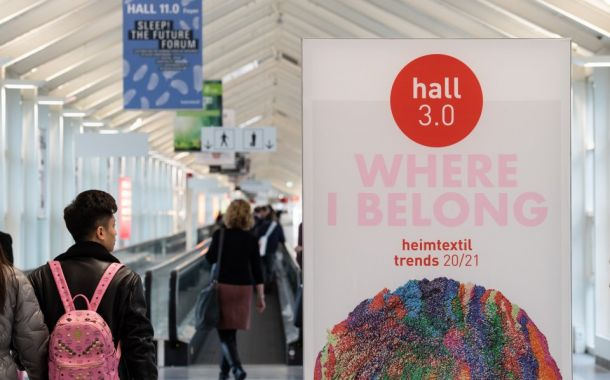 Themen der Zukunft prägten die Heimtextil 2020