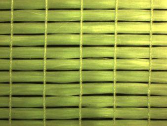 Gelegeartige Gewebestruktur eines UD Glasgewebes mit Dreherbindung - Bild 1 (Photos: ITV Denkendorf)