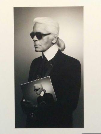 Als Chefdesigner begleitet Lagerfeld die Modernisierung des Modelabels Chanel seit sechs Jahrzehnten