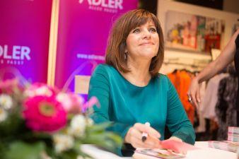 Markenbotschafterin Birgit Schrowange