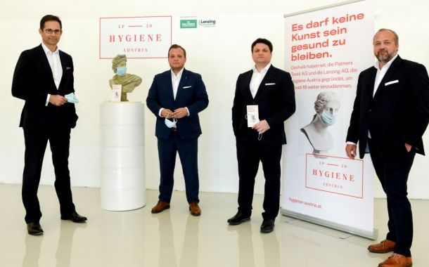 Hygiene Austria LP GmbH produziert Masken