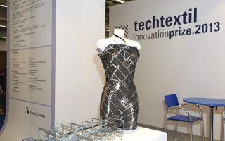 Techtextil Innovation Award: Auch in 2015 werden die prämierten Projekte wieder im Rahmen einer Sonderschau auf der Techtextil gezeigt Photo: Mess...