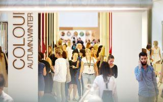 Messe-Impressionen Munich Fabric Start Photos: MFS