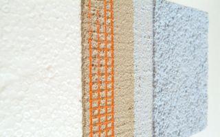 Litex SX Produktserie: Einsatz in Wärmedämmverbundsystemen Photo: Synthomer