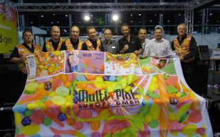 Multi-Plot zeigt neue Heatjet-Kalander