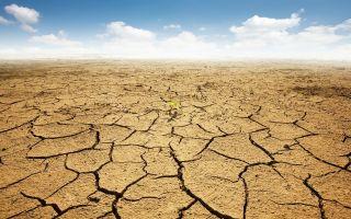 Extreme Trockenheit in Australien