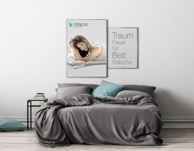 Tencel - Traumfaser für Bettwäsche Photo: Lenzing
