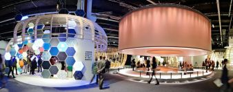 Theme Park - für jeden Trend einen eigenen Pavillon