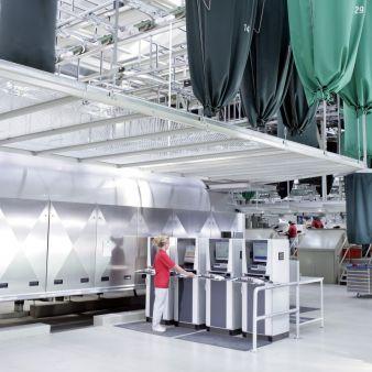 Im Lauenburger Betrieb ist die Industrie 4.0 bereits gelebte Wirklichkeit
