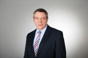 Dr. Uwe Mazura, Geschäftsführer des Gesamtverbands Textil + Mode… Photo: t+m
