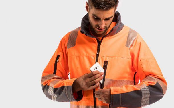 Intelligente und funktionale Arbeitskleidung