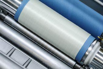 Der Ausgangsstoff für die Faser Kasein wird aus non-food-Milch hergestellt Photo: Q-Milk