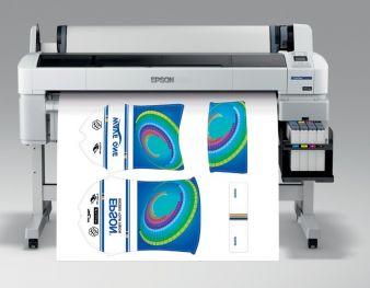 Die vielfältigen Möglichkeiten von Dye-Sub-Druckern bei der Produktion von Materialien des Interior-Designs ist Dreh- und Angelpunkt des Epson St...