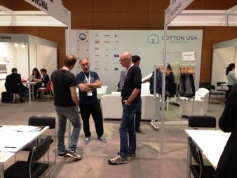 "27.05.2015: COTTON USA: ""Mediterranean Sourcing Fair 2015"" in Istanbul"