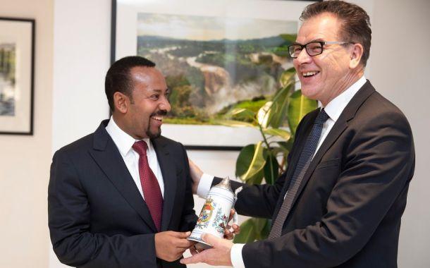 Friedensnobelpreis an Abiy Ahmed