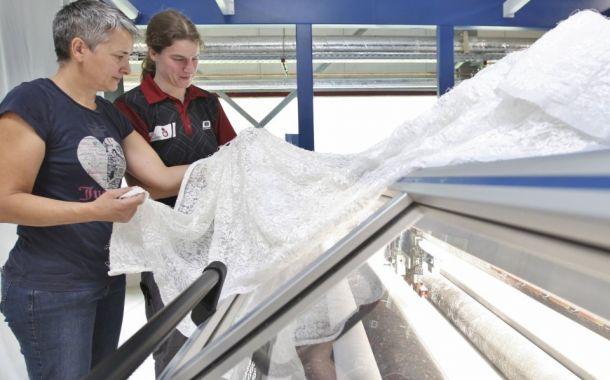Innovative textile Ausrüstungsverfahren