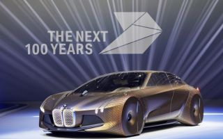 100 Jahre BMW - neue Visionen für die nächsten 100 Jahre (Photo: BMW)