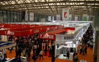 Auch im März 2015 wieder mit dabei: Japan Pavillion und Korea Pavillion Photo: Messe Frankfurt