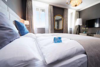 Die neue Hygienefunktion kann in Baumwoll- und Mischgewebe von Bettwäsche als auch in Matratzen, Teppichen, Vorhängen, Frottierware, Küchen-, Ti...