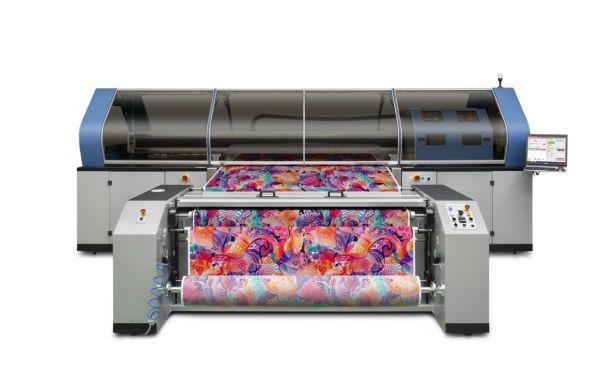 Fespa 2017: Mimaki zeigt in der Textildruck-Halle Präsenz