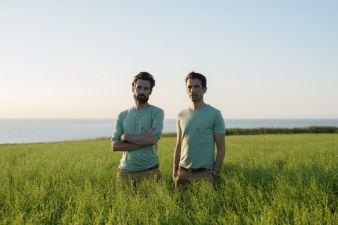 Markus und Daniel Freitag leben das C2C im Textilbereich Photo: Freitag