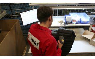 Das E-Commerce Angebot von Jack Wolfskin managet Fiege Photo: Fiege