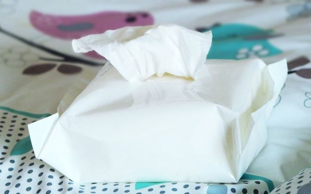 Plastikfreie Babytücher von Albaad