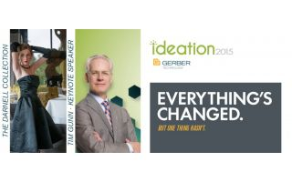 ideation2015 von Gerber Technology in Las Vegas (Photo: Gerber Technology)