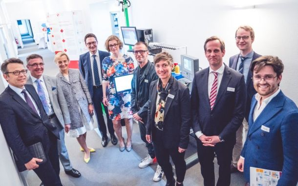 Mittelstand 4.0-Kompetenzzentrum Textil vernetzt