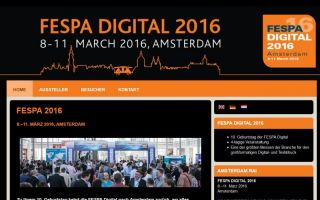 Fespa-Website