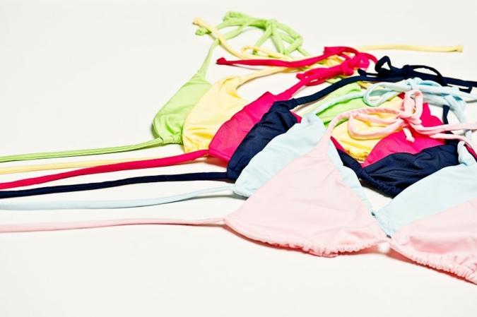 Bikinioberteile Photo: Anja Wurm