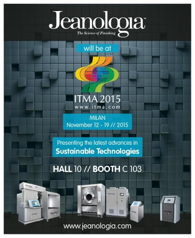 Jeanologia zeigt in Mailand seine nachhaltigen Technologien in Hallo 10 Stand C 103 (Photo Jeanologia)