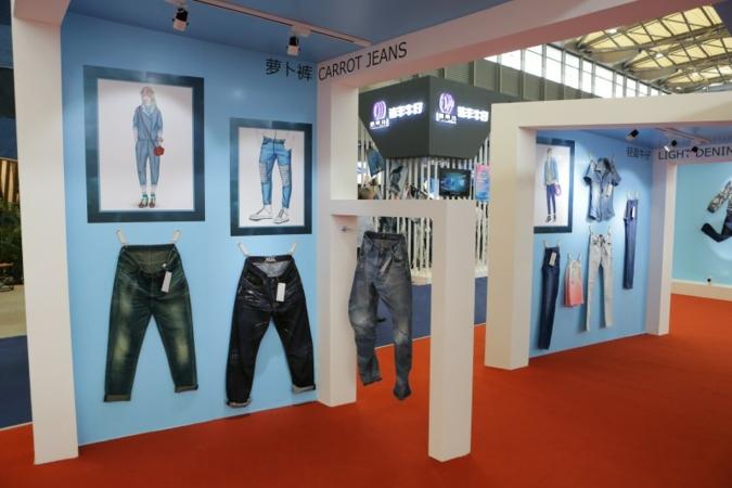 Beyond Denim  in diesem Herbst mit neuem Ausstellungskonzept (Photo: Beyond Denim 2014, textile network)
