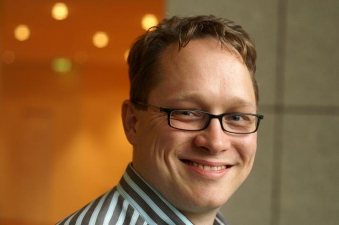 Oliver Lüdtke, Marketingleiter bei Kornit Digital Photos: Kornit Digital