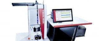 Der neue Uster Tester 6 überzeugt durch formschönes Design und hohe Funktionalität (Photo: Uster)