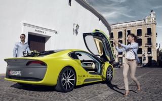 """Das Automobil der Zukunft: Die """"alte Welt"""" der traditionellen Automobilhersteller trifft auf die """"neue Welt"""" der Software, Algorithmen, Bit..."""
