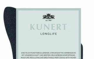 Kunert Longlife Strümpfe Photo: Kunert