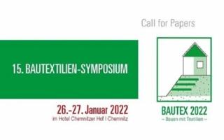 15. Symposium zu Bautextilien in 2022
