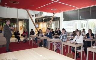 PLM Workshop, Juni 2015 in Bordeaux Photo: Letrca