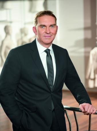 Vorstandschef Lothar Schäfer