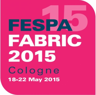 12.05.2015: FESPA Fabric: Rund um die Bekleidungsdekoration und den Textildruck