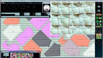 Diamino: Maggi London nutzt mit Diamino das Material maximal aus Photos: Lectra