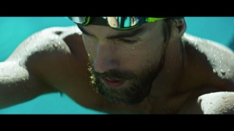 """Under Armour: Clip mit  Schwimmstar Michael Phelps """"Rule Yourself"""""""